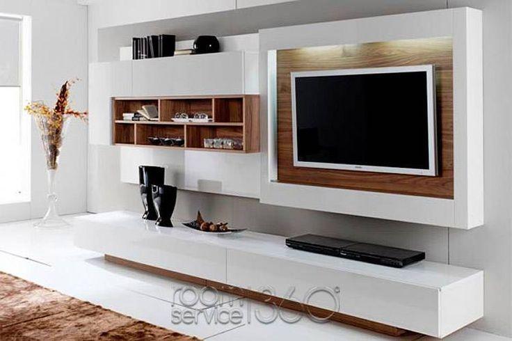 Contemporary Home Entertainment Furniture – Thesecretconsul Regarding Recent Modern Tv Entertainment Centers (Image 9 of 20)