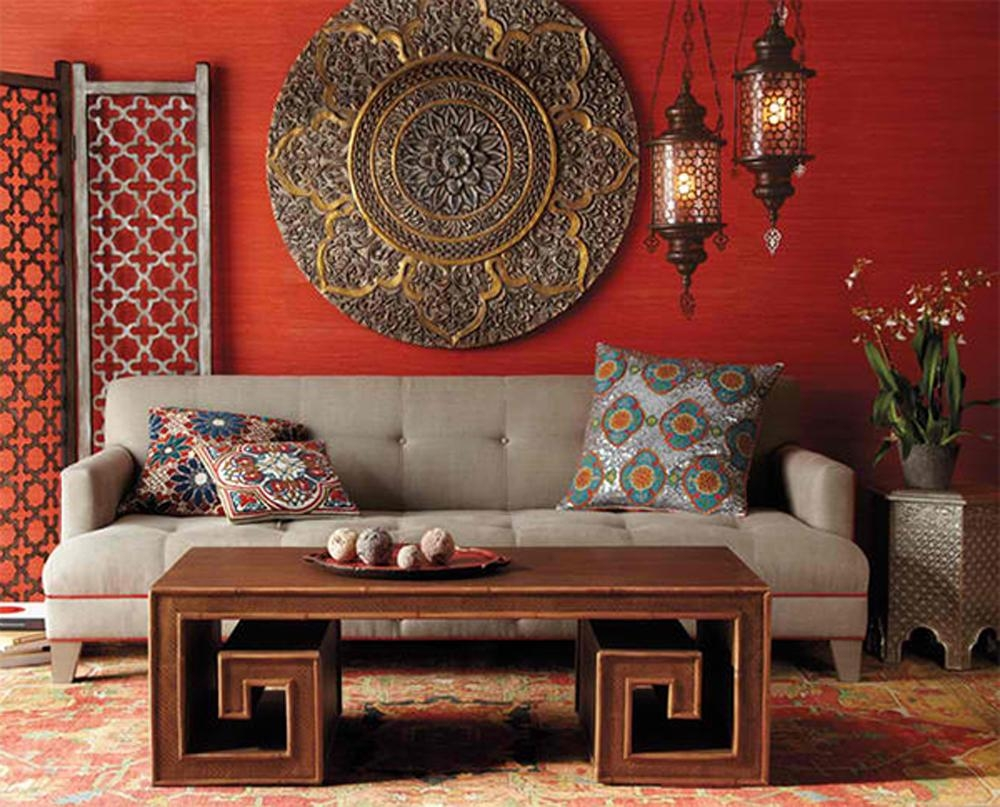 Contemporary Ideas Asian Wall Decor Surprising Design Asian Wall Regarding Asian Themed Wall Art (Image 9 of 20)