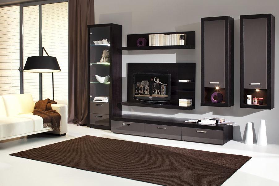Contemporary Tv Cabinet / Wooden – Style – Sba Baldu Kompanija Sba Regarding Recent Contemporary Tv Cabinets (View 2 of 20)