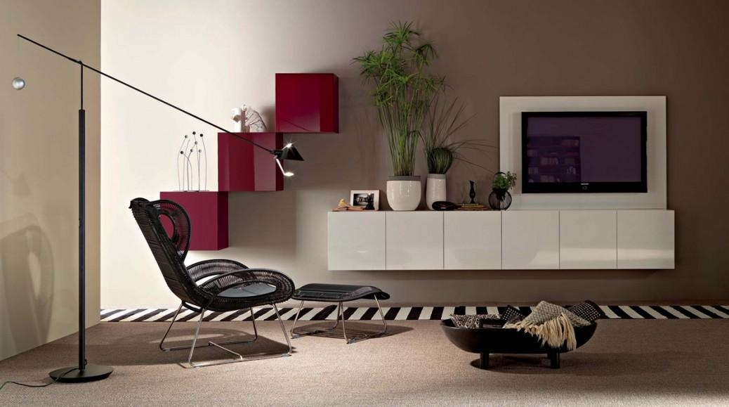 Contemporary Tv Stands Add Modern Appeal | Top Modern Interior Inside Current Modern Contemporary Tv Stands (View 16 of 20)