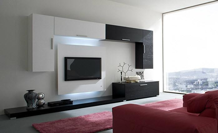Contemporary Tv Wall Unit / Wooden – Forma: Fr1104 – Maronese Inside Most Popular Contemporary Tv Wall Units (View 4 of 20)