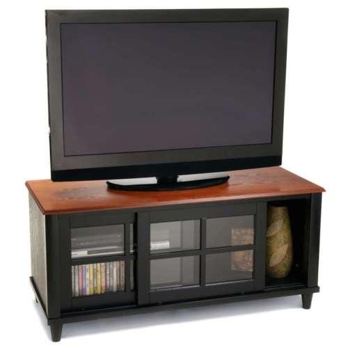 Convenience Concepts 6042186 French Country Tv Stand With Shelf For Best And Newest French Country Tv Stands (Image 4 of 20)