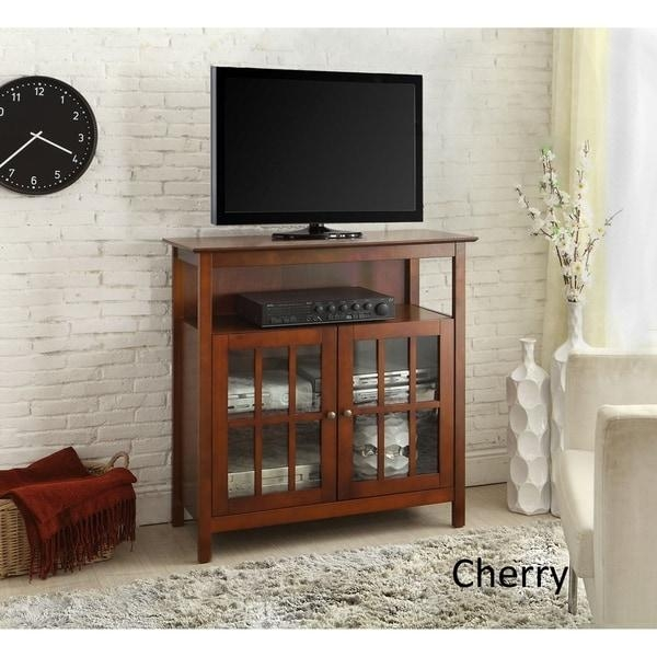 Convenience Concepts Designs2Go Big Sur Highboy Tv Stand – Free With Regard To Newest Highboy Tv Stands (View 14 of 20)
