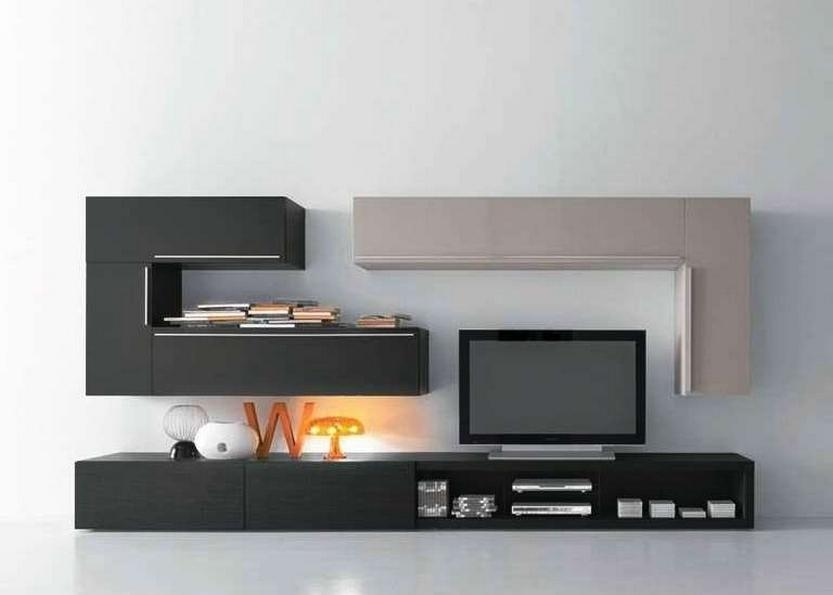 Cool Tv Stand For Living Room Decoration | Greenvirals Style throughout Current Cool Tv Stands