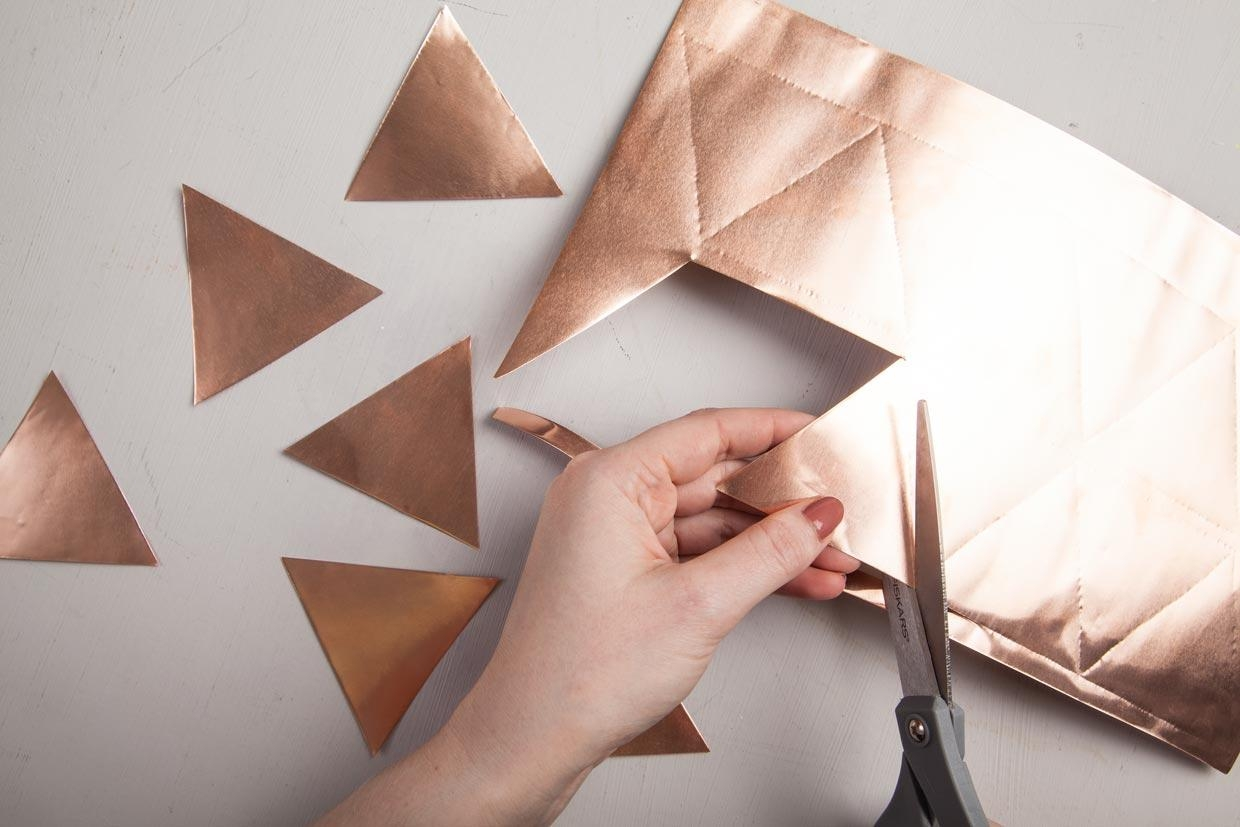 Copper Wall Art | Maker Crate Intended For Copper Wall Art Home Decor (View 13 of 20)