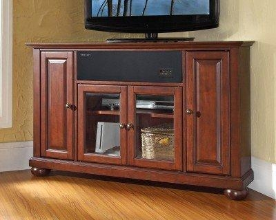 Corner Tv Cabinet: Top 10 Most Elegant Corner Tv Stands – Tv Intended For Most Popular 50 Inch Corner Tv Cabinets (View 7 of 20)