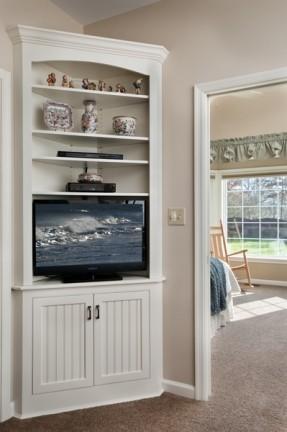 Corner Tv Cabinets – Foter In Current Corner Tv Cabinets (View 5 of 20)