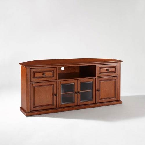 Corner Tv Cabinets Tv Stands And Cabinets | Bellacor Throughout Most Popular Light Oak Corner Tv Cabinets (View 18 of 20)