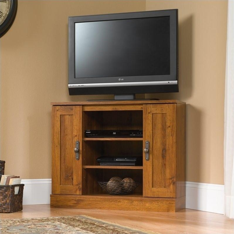 Corner Tv Stand – 404962 Within Current Corner Tv Stands (Image 9 of 20)