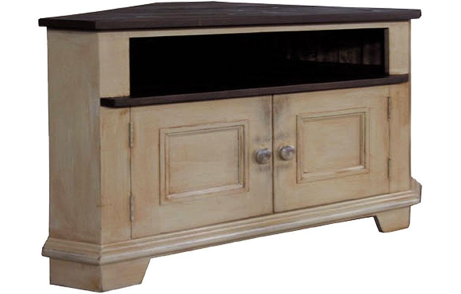 Corner Tv Stand | Kate Madison Furniture With Regard To Most Recent Wood Corner Tv Cabinets (Image 12 of 20)