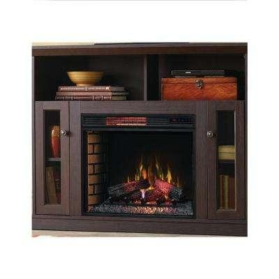 Corner Unit – Fireplace Tv Stands – Electric Fireplaces – The Home Intended For Best And Newest Corner Unit Tv Stands (Image 16 of 20)