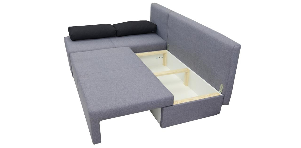 Corner Unit Sofa Beds With Storage | Centerfieldbar Pertaining To Sofa Beds With Storages (View 10 of 20)
