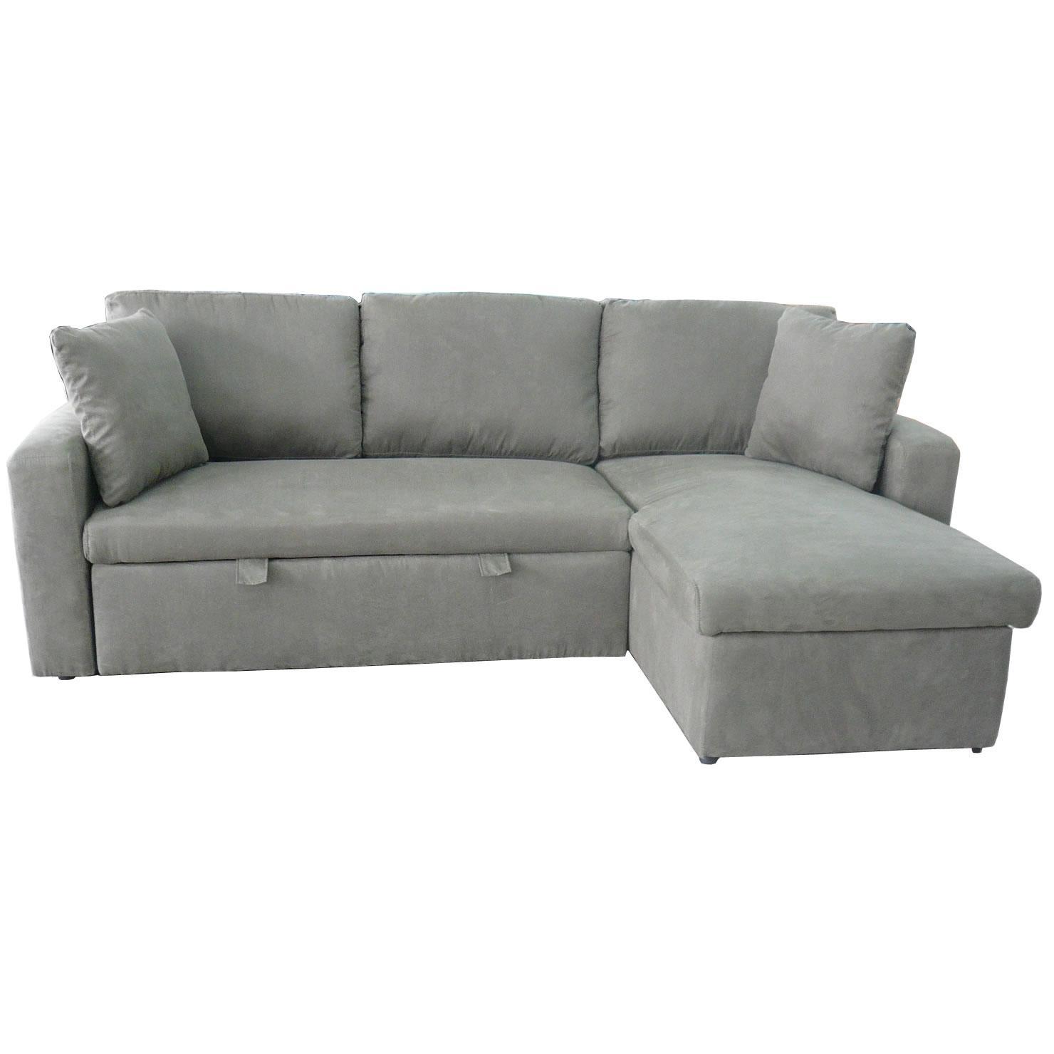Corner Unit Sofa Beds With Storage   Centerfieldbar Throughout Sofa Corner Units (Image 4 of 24)
