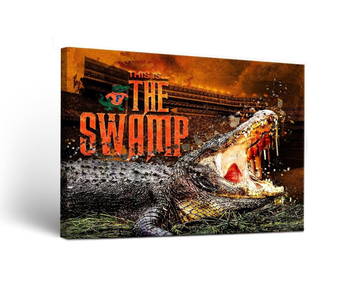 Cornhole Boards & Tailgate Games | Victory Tailgate In Florida Gator Wall Art (Image 6 of 20)