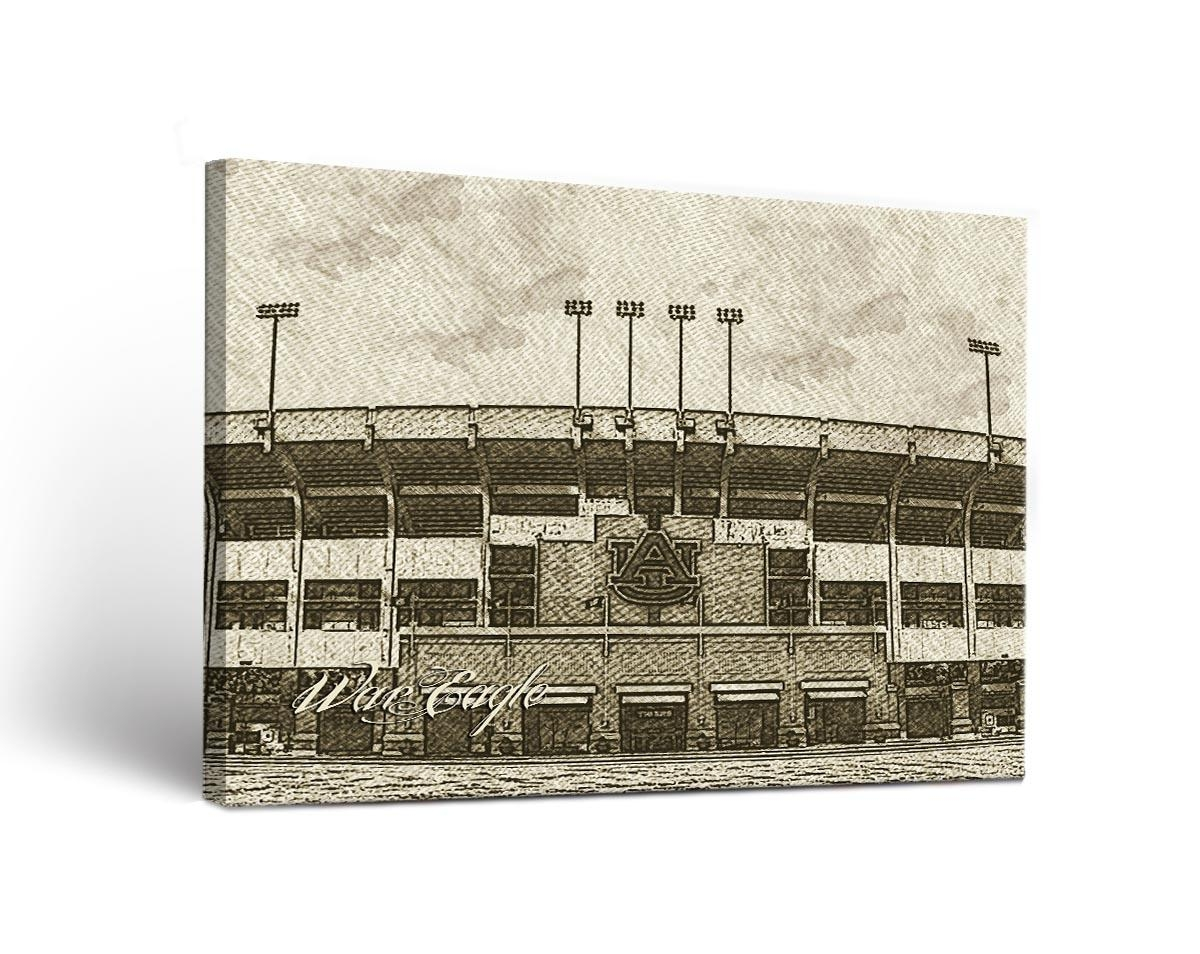Cornhole Boards & Tailgate Games | Victory Tailgate Throughout Auburn Wall Art (Image 16 of 20)