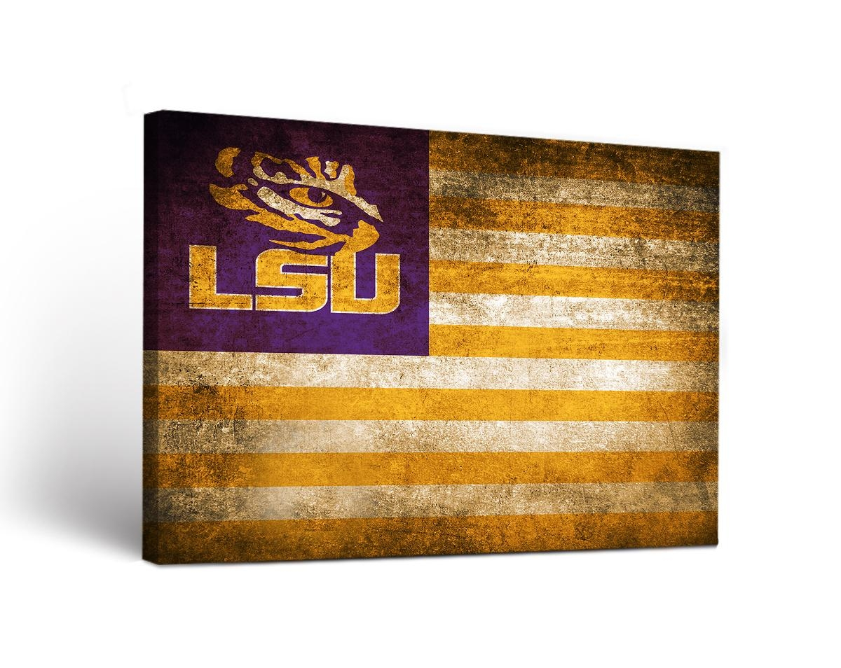 Cornhole Boards & Tailgate Games | Victory Tailgate With Lsu Wall Art (View 3 of 20)