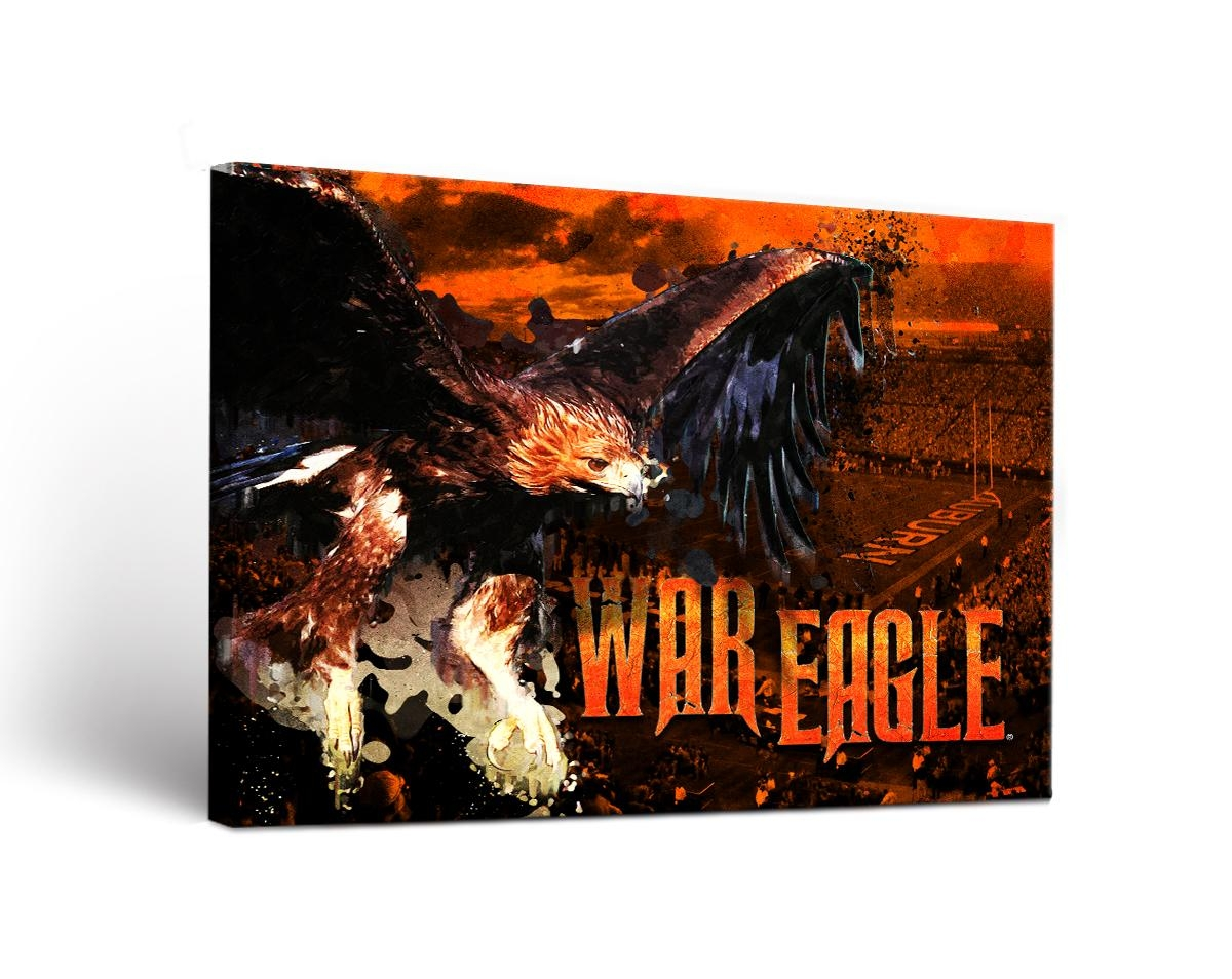 Cornhole Boards & Tailgate Games | Victory Tailgate With Regard To Auburn Wall Art (Image 17 of 20)