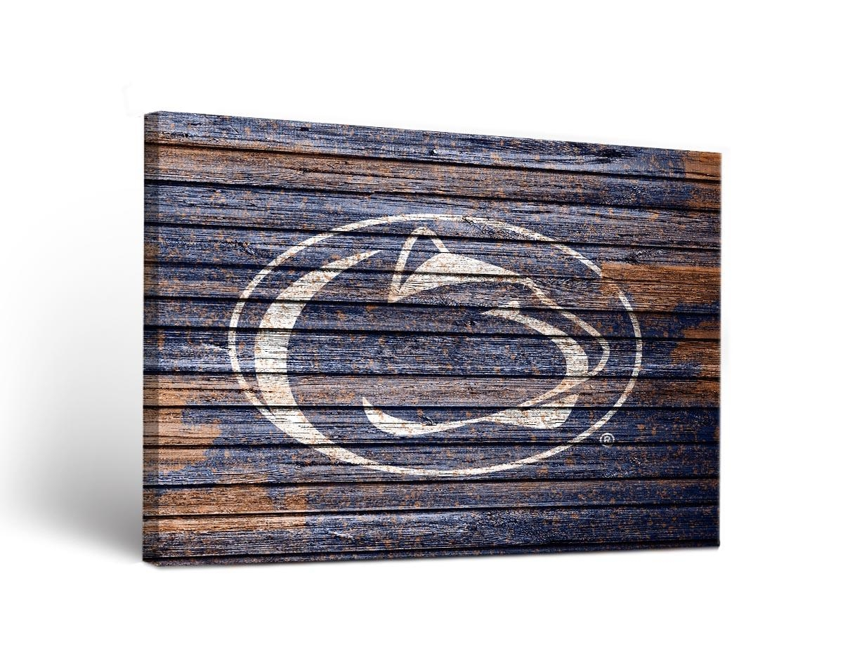Cornhole Boards & Tailgate Games | Victory Tailgate Within Penn State Wall Art (Image 8 of 20)