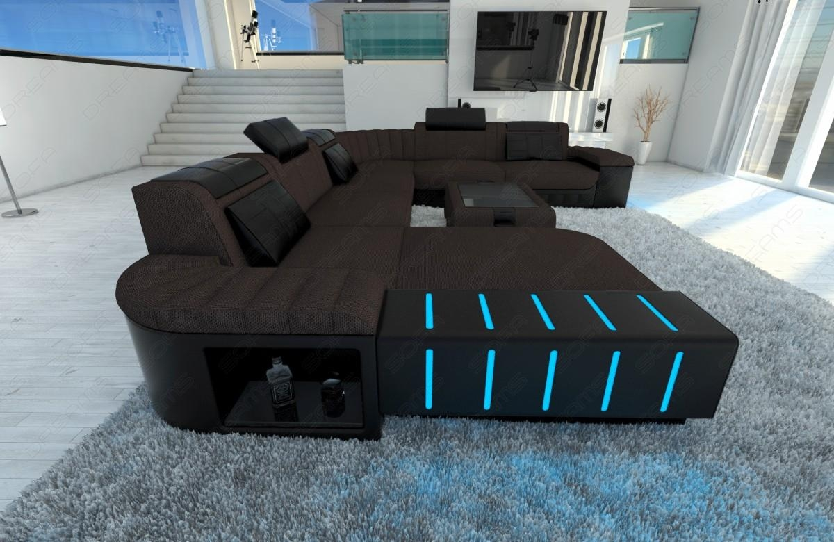 Couch Led – Bürostuhl Regarding Sofas With Lights (View 2 of 21)