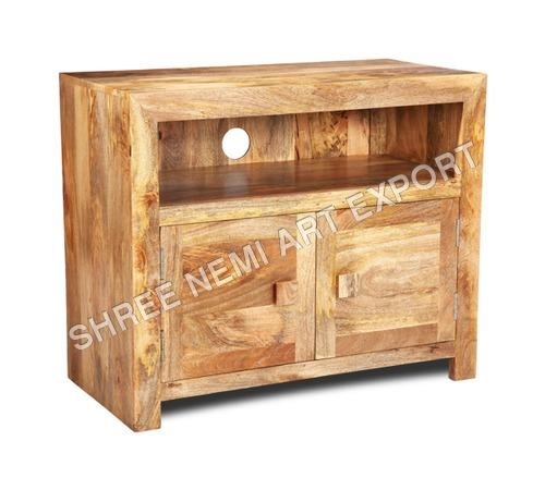 Cube Furniture Mango Wood Tv Stand – Cube Furniture Mango Wood Tv Intended For 2017 Mango Wood Tv Stands (Image 5 of 20)