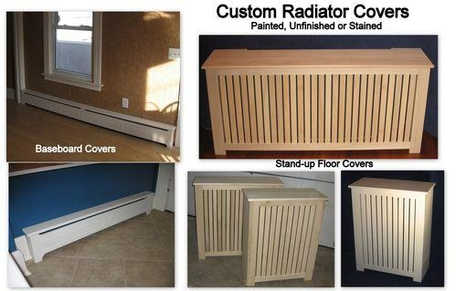 Custom Baseboard Radiator Coverwoodwright Innovations In Latest Radiator Cover Tv Stands (Image 6 of 20)
