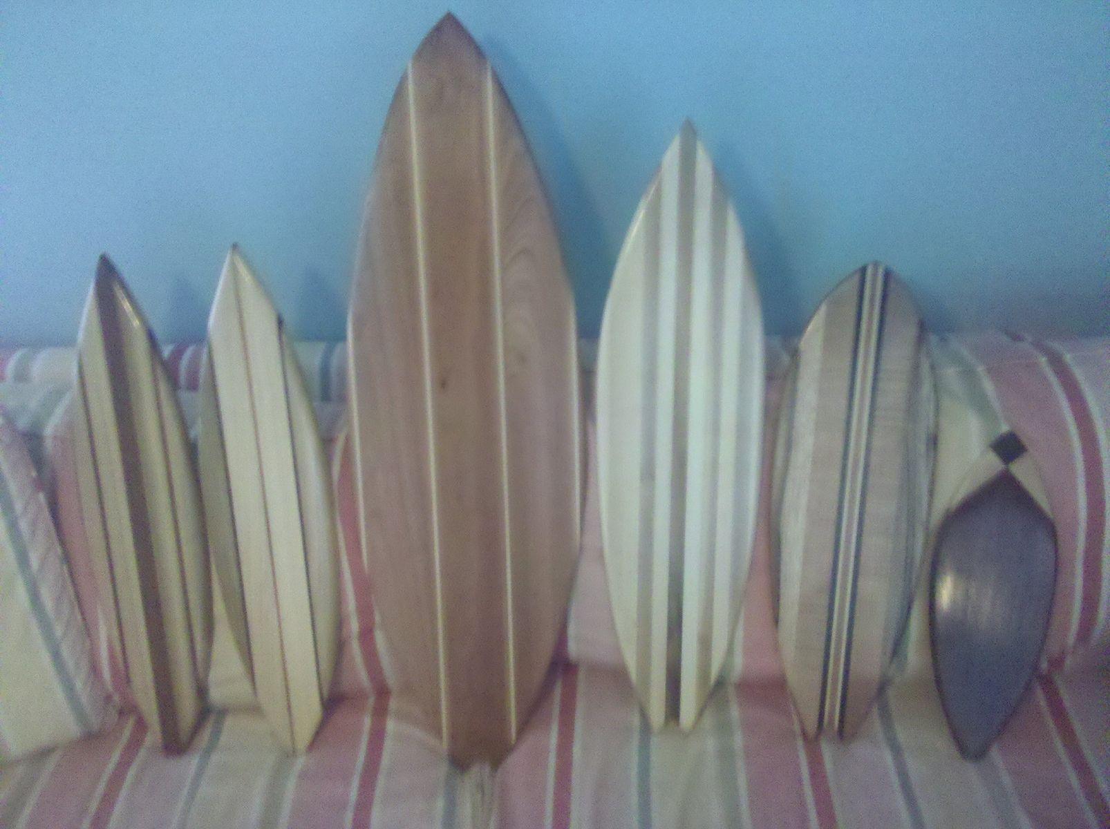 Custom Made Medium Surfboard Wall Artgood Surf Skateboards Inside Surf Board Wall Art (View 7 of 20)