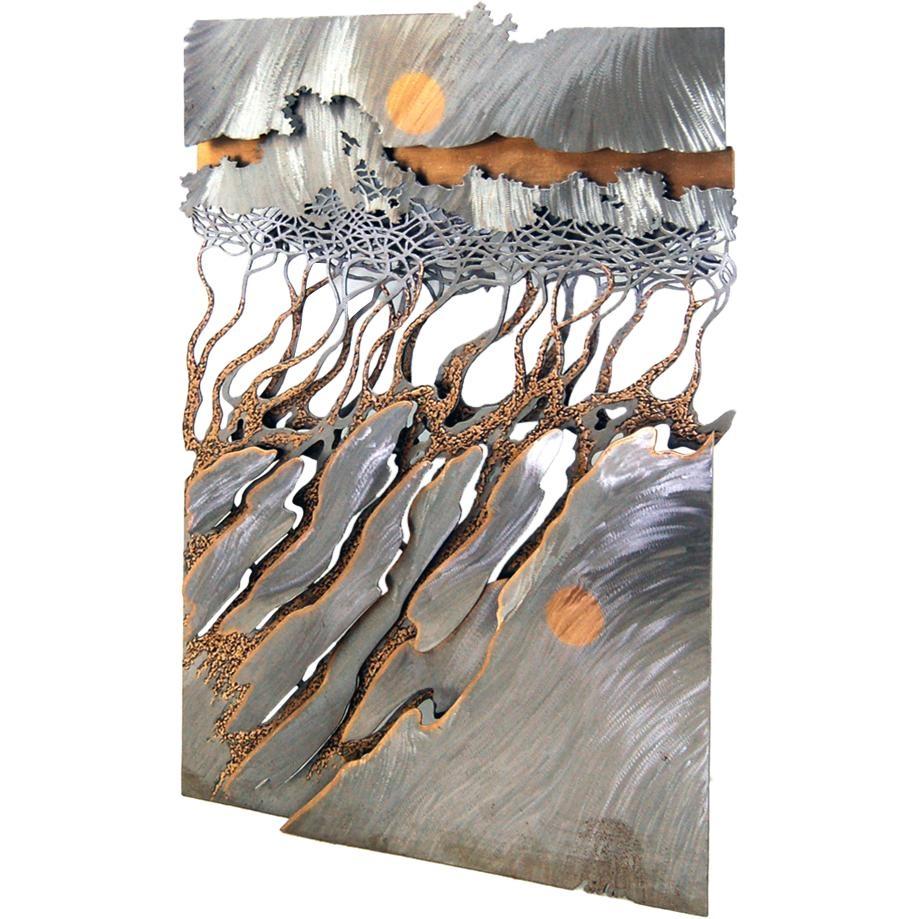Custom Sheet Metal Wall Art – 1000+ Ideas About Metal Wall Art On For Sheet Metal Wall Art (View 10 of 20)