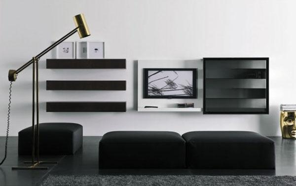 Dadka – Modern Home Decor And Space Saving Furniture For Small Pertaining To Most Current Modern Tv Cabinets For Flat Screens (Image 9 of 20)
