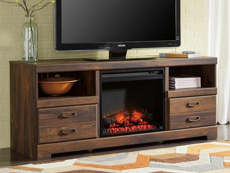 Dark Brown Large Tv Stand Within Newest Dark Tv Stands (View 18 of 20)