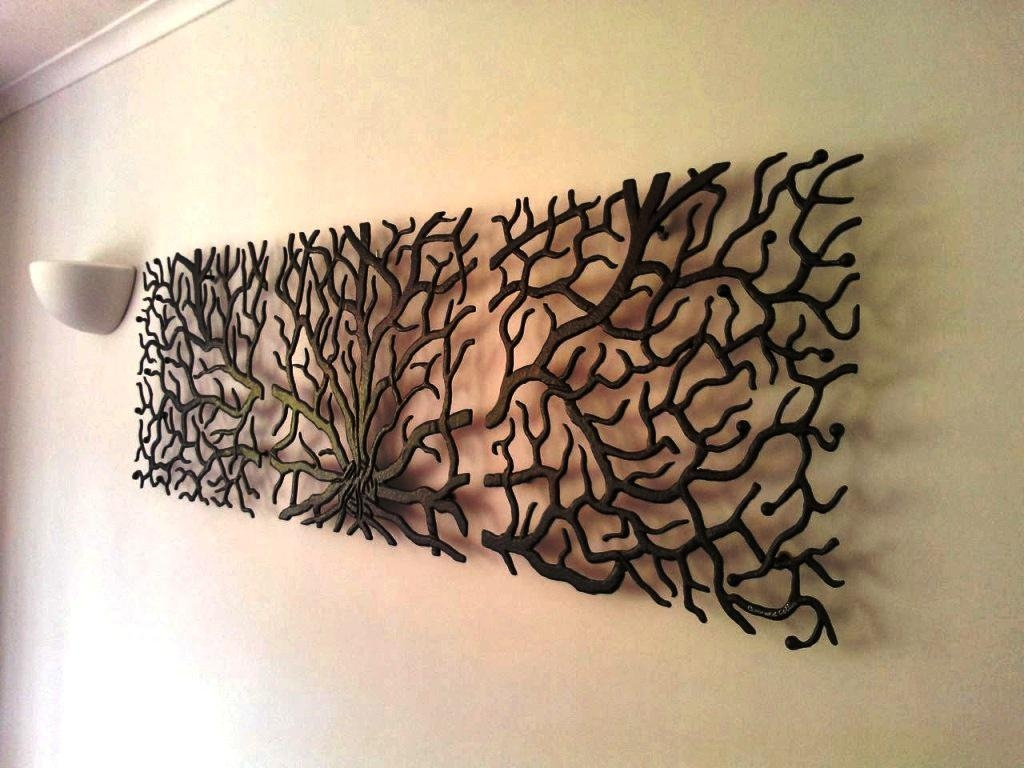 Decor : 34 Home Decor With Wrought Iron Wall Art Large Metal Wall Throughout Large Wrought Iron Wall Art (View 11 of 20)
