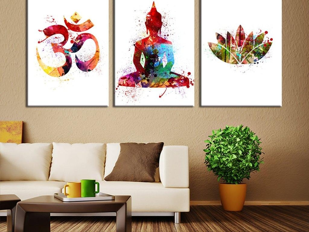 20 s Buddha Outdoor Wall Art