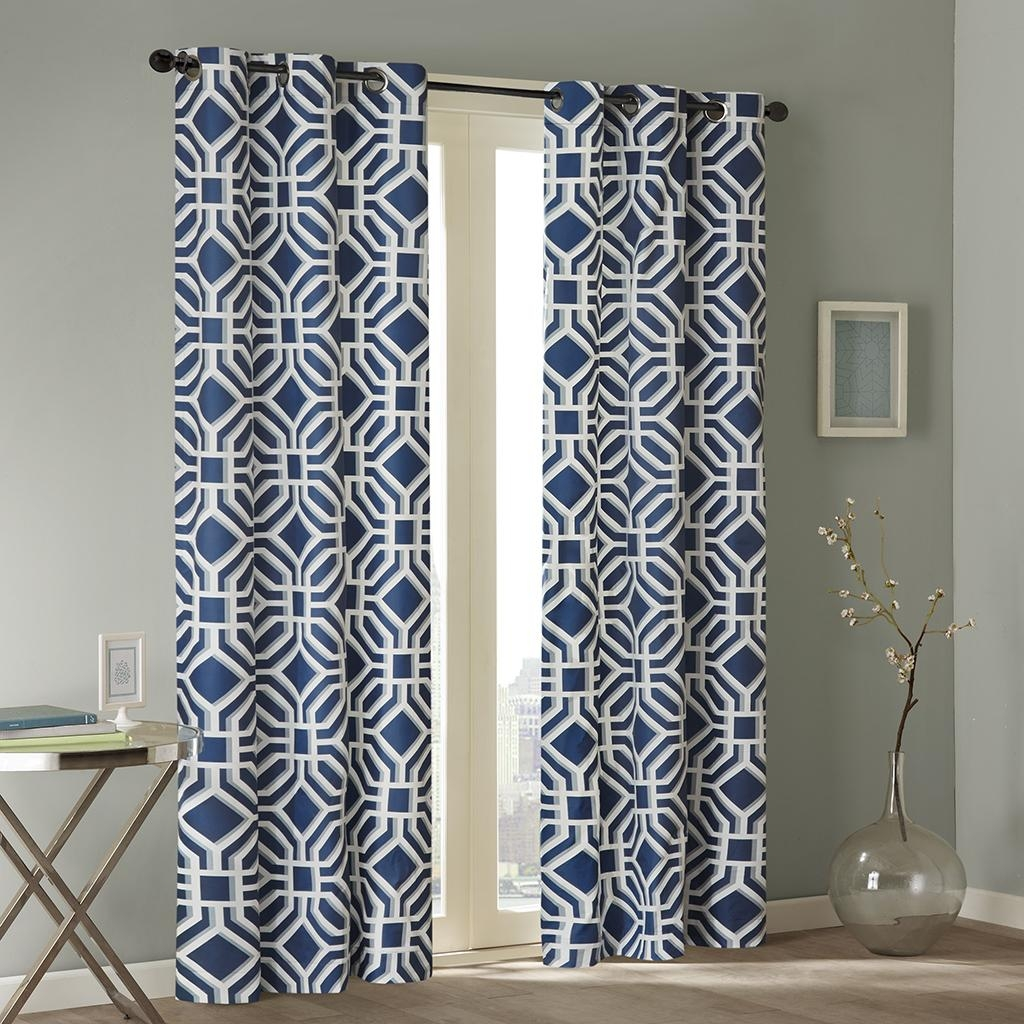 Decor: Decorative Macys Curtains With Gray Wall And Folding Table Pertaining To Macys Wall Art (View 3 of 20)