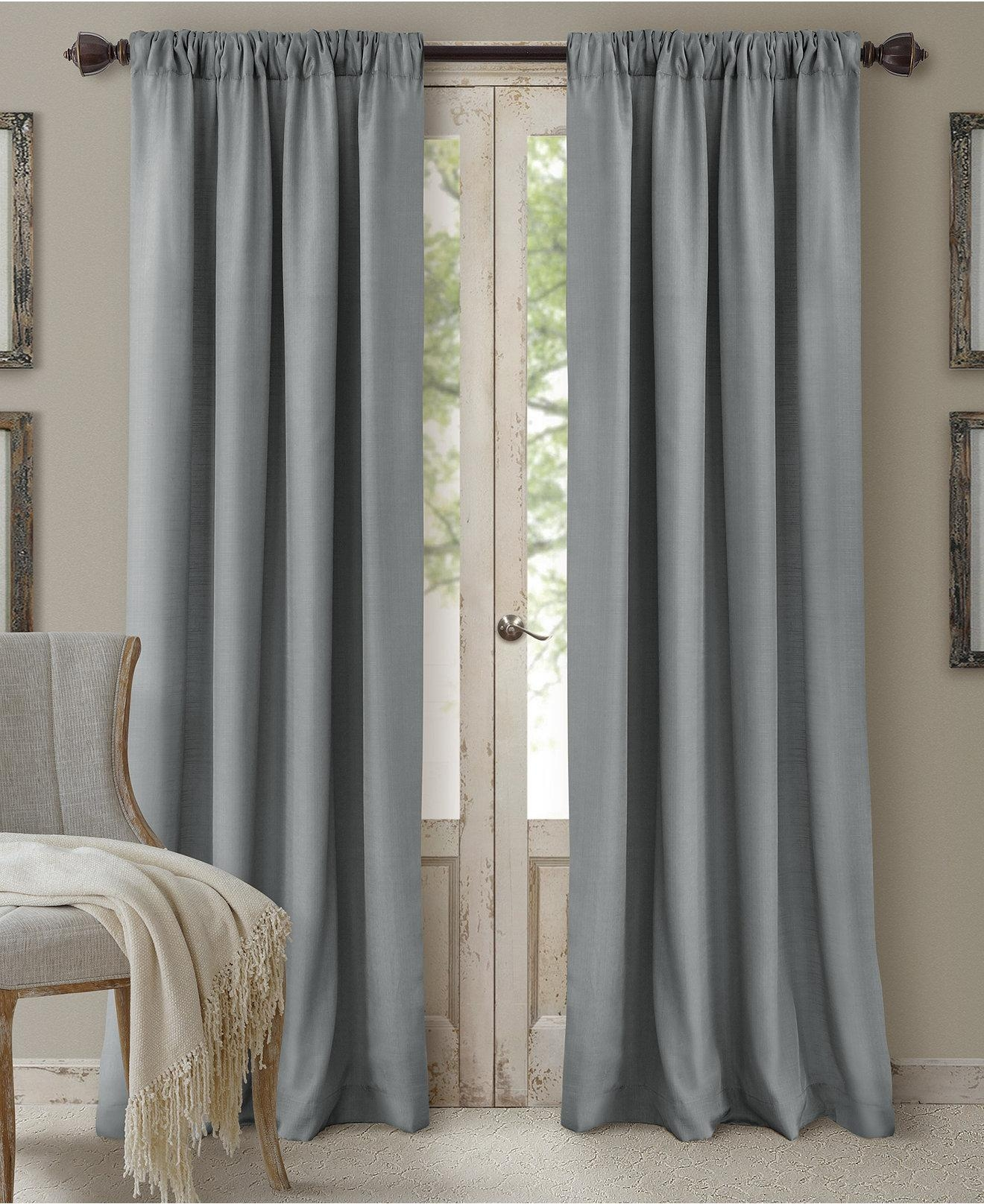 Decor: Grey Macys Curtains Design Ideas With Wall Art Plus Wooden For Macys Wall Art (View 15 of 20)