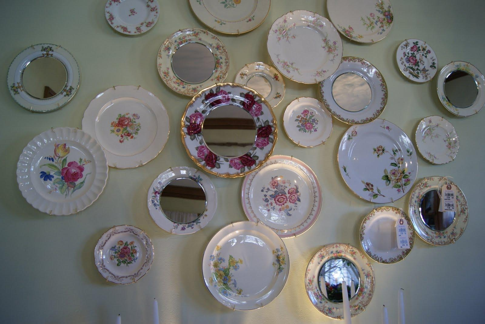 Decorative Plates For Wall Art | Best Decor Things Within Decorative Plates For Wall Art (View 5 of 20)