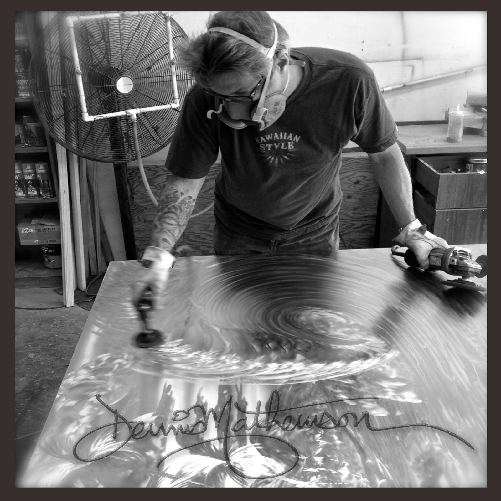 Dennis Mathewson Art And Events Blog: Hawaii Metal Wall Artwork With Regard To Hawaiian Metal Wall Art (View 9 of 20)