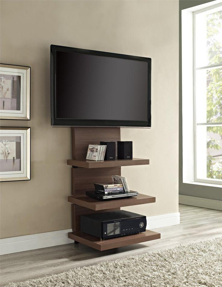 Design Marvelous Tall Tv Stand For Bedroom Tall Narrow Flat Screen Intended For Latest Tall Tv Stands For Flat Screen (Image 5 of 20)