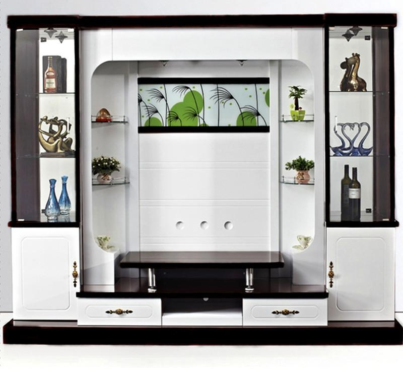 Designs Tv Cabinets Tv Stand With Led Light 9905# Modern Wooden Throughout Most Recently Released Modern Lcd Tv Cases (Image 6 of 20)