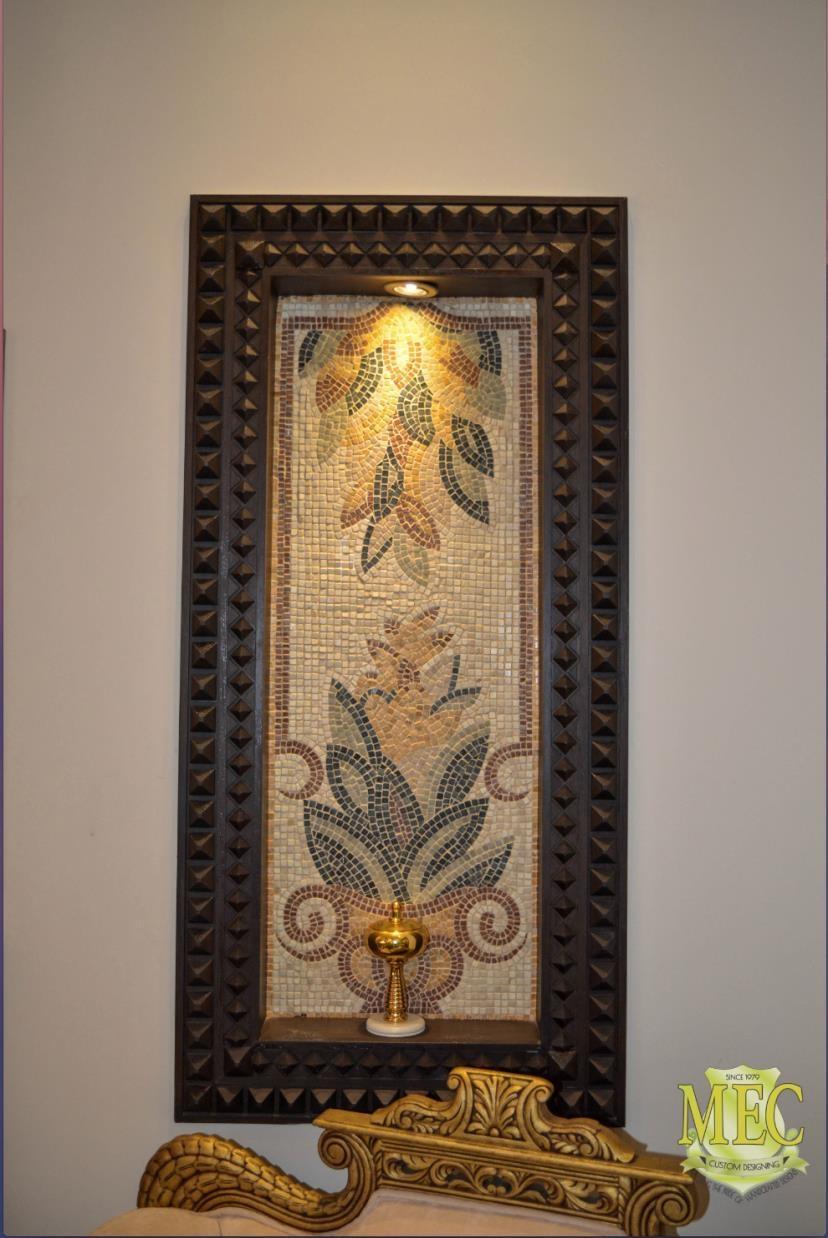 Diary Detail | Mec Artworks Regarding Italian Mosaic Wall Art (Image 9 of 20)