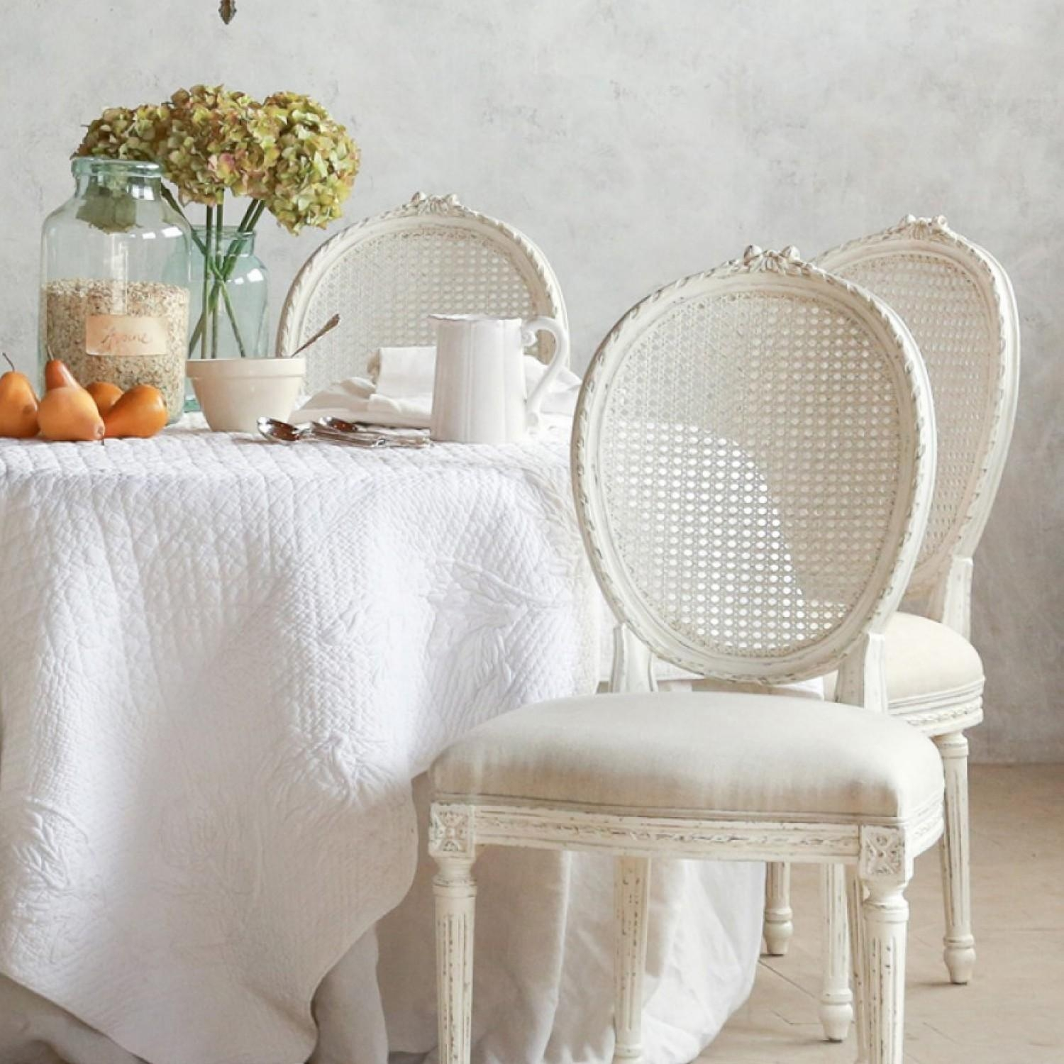 Dining Chairs : Cool Cane Dining Chairs Elegant Set Of Six Wicker Inside White Cane Sofas (Image 7 of 25)