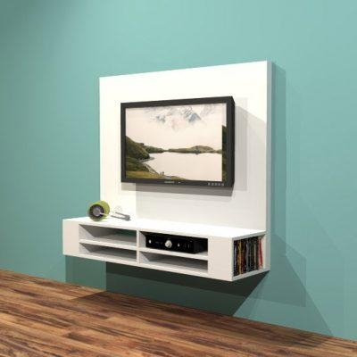 Diy Floating Tv Stand Cabinet Unit Penelope Furniture Plan Intended For Latest Floating Tv Cabinet (Image 9 of 20)