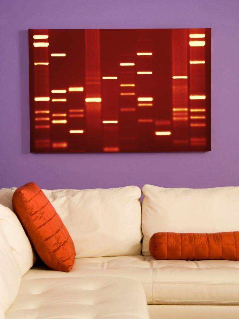 Dna 11 — Art That's You Pertaining To Dna Wall Art (Image 8 of 20)