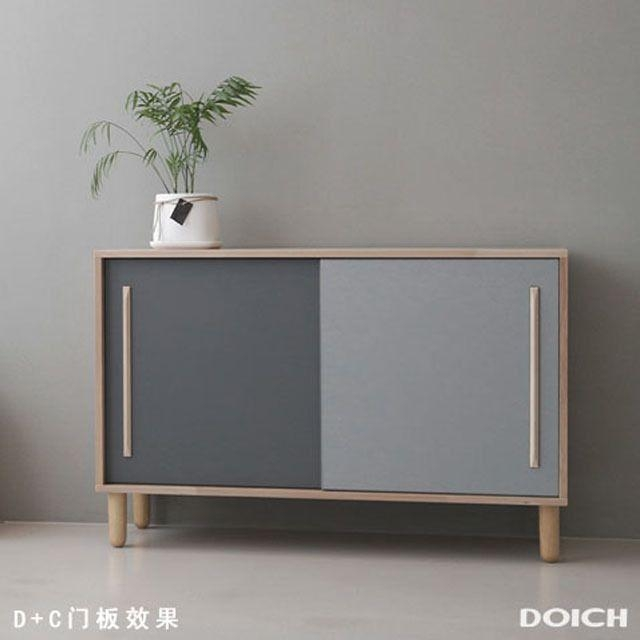 Dodge Scandinavian Modern Style Furniture Small Apartment Regarding Most Popular Scandinavian Design Tv Cabinets (View 16 of 20)