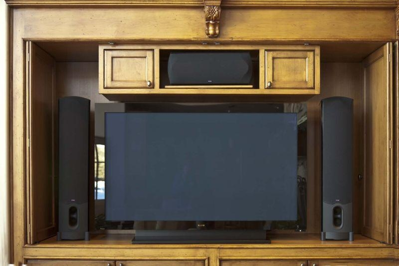 Door Ideas For Wide Screen Tv Cabinets Intended For Current Widescreen Tv Cabinets (Image 8 of 20)
