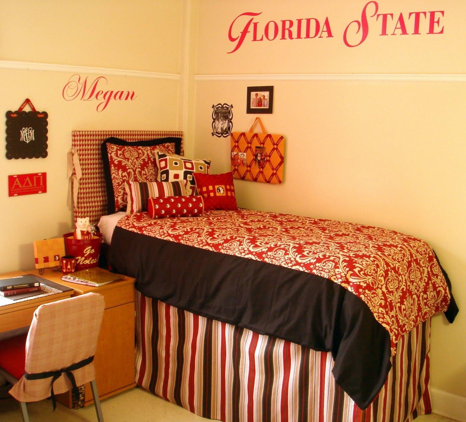 Dorm Room Wall Decorating Ideas Astonishing Dorm Decorating Ideas Pertaining To Wall Art For College Dorms (Image 15 of 20)