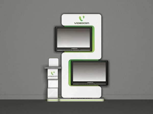 Double Decker Tv Stands: Vineet Kumar Makes Having Two Tvs Even Intended For Newest Double Tv Stands (Image 10 of 20)