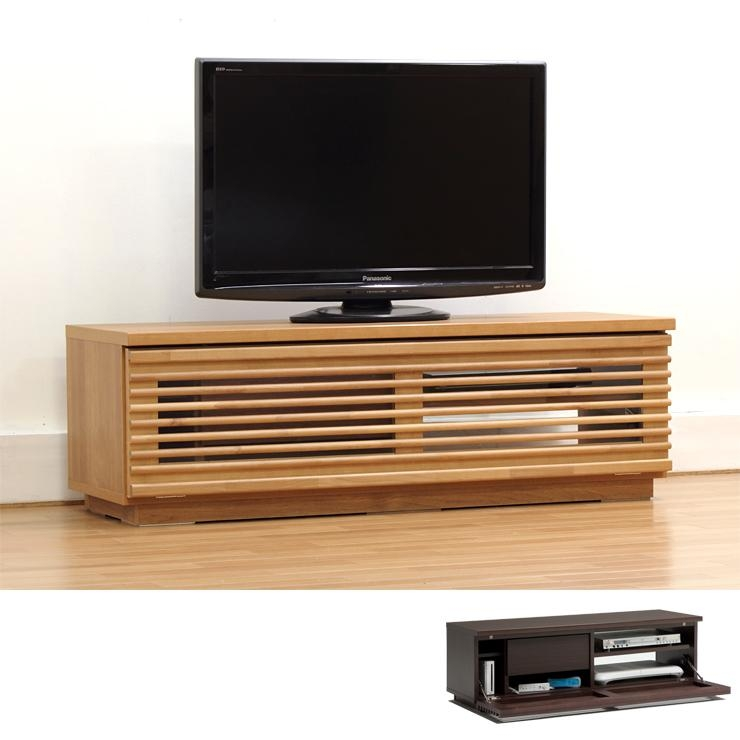 Dreamrand | Rakuten Global Market: Tv Stand Snack Lowboard Pertaining To Most Current Light Colored Tv Stands (Image 6 of 20)