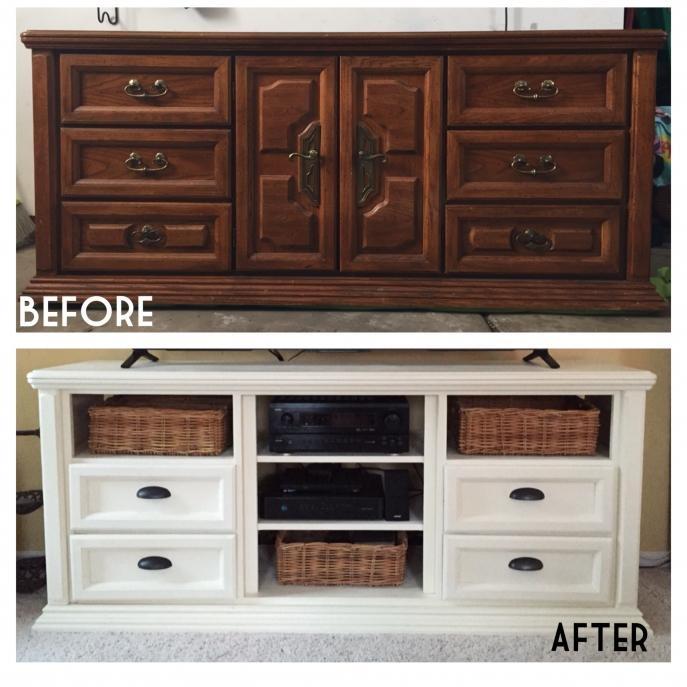 Dresser Tv Stand Combo | Fraufleur Inside Most Popular Dresser And Tv Stands Combination (Image 8 of 20)