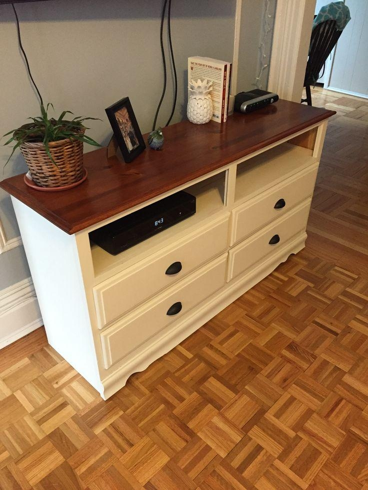 Dresser Tv Stand | Rinceweb Inside Most Recent Dresser And Tv Stands Combination (Image 7 of 20)