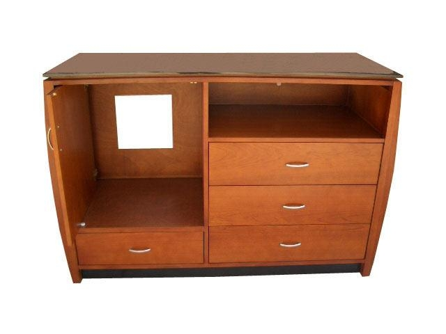 Dressers Design Inspiration : Dresser Tv Stand Combo Designs Ideas Regarding Recent Dresser And Tv Stands Combination (Image 14 of 20)