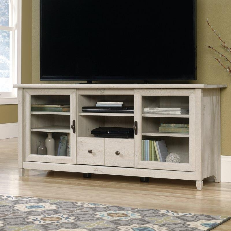 Driftwood Tv Stand | Wayfair With Most Up To Date Entertainment Center Tv Stands (Image 9 of 20)